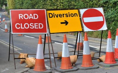 Why Bell Hill is closed to traffic over two weekends
