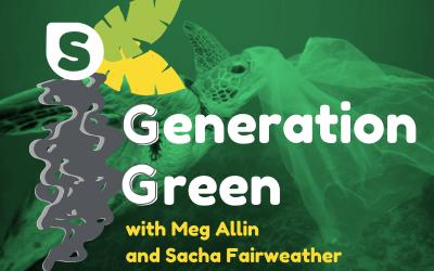 Generation Green – Caroline Scott