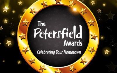 Radio team honoured in the Petersfield Awards