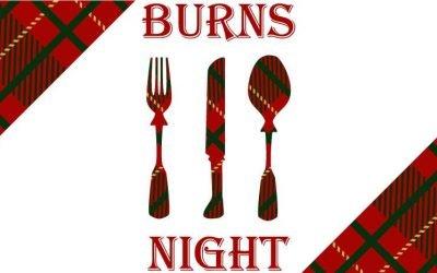 Raising funds for HomeStart Butser through a virtual Burns Night