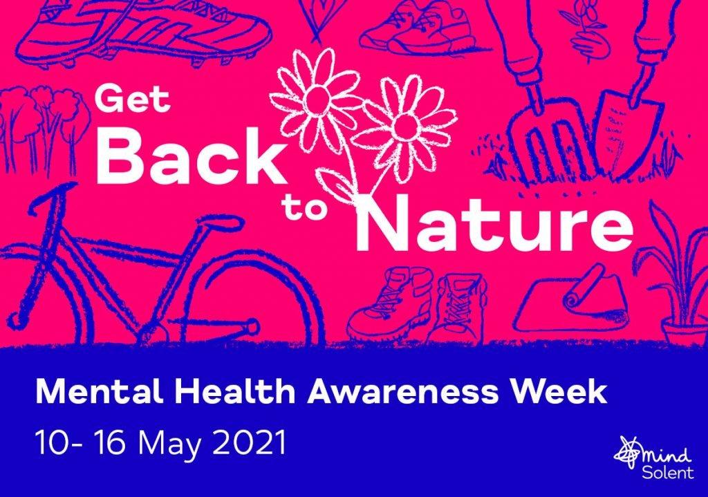 Mind Solent Get Back to Nature Logo