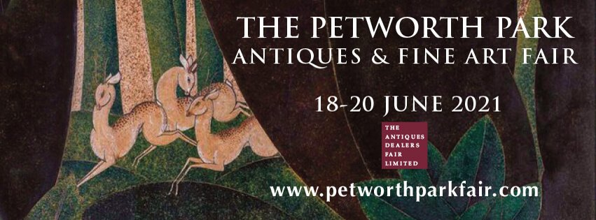 Petworth Park Antiques Fair logo