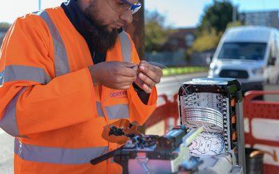Petersfield gets a full fibre broadband upgrade