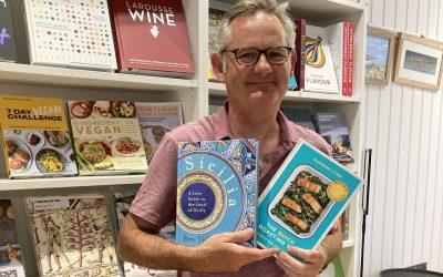 Local Petersfield Bookshop owner talks recipe books