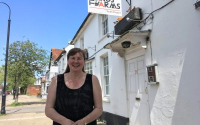 How you could help young people at The Kings Arms charity