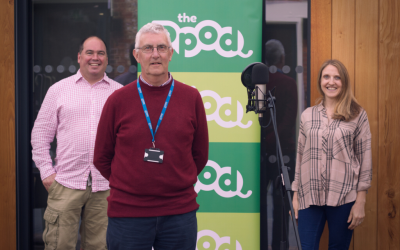 the P pod local personalities show – 9th June 2021