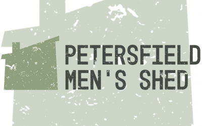 How the Petersfield Men's Shed is coming along