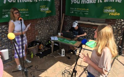 Live from Petersfield Museum – Saturday 12 June