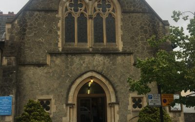 Building Excitement: the United Reform Church
