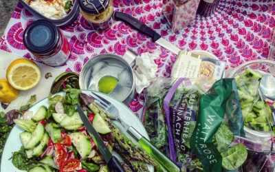 Beakyfishes' inspirational picnic ideas from the riverbank