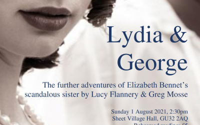 Laura Sheppard talks about Lydia & George