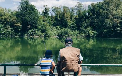 Angling in Mind and Music in Mind