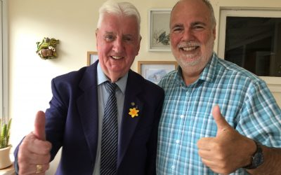 David Weeks – more stories of growing up in our town